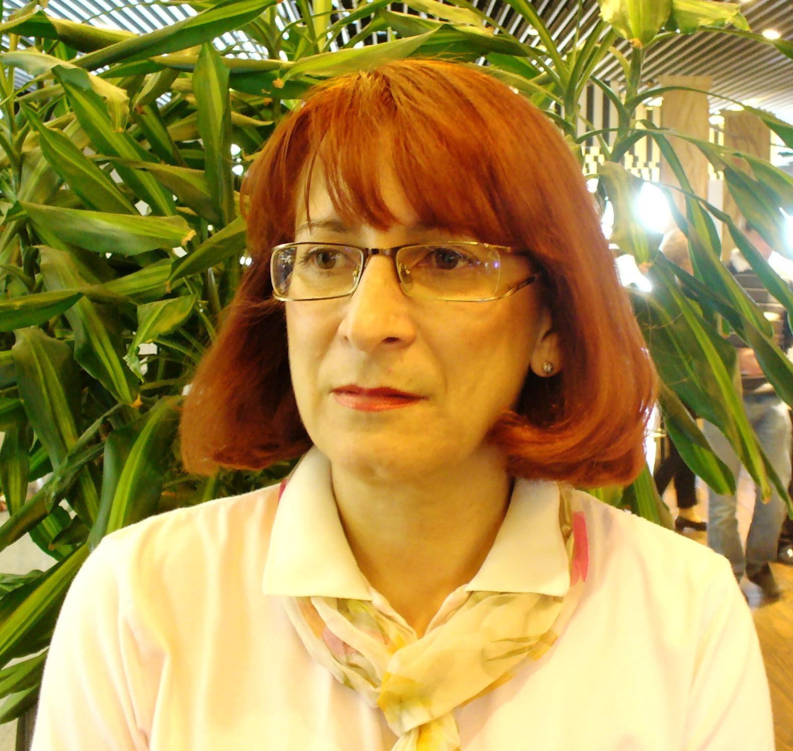 Olivera Popović - suosnivačica i zamenica direktorke PSTech d.o.o.