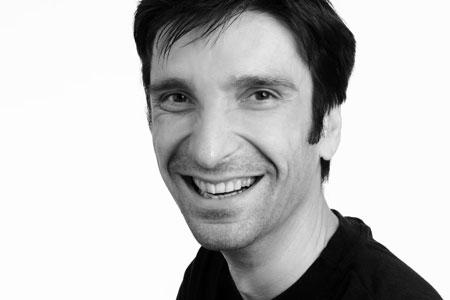Dragan Ilić - diplomirani psiholog, novinar, osnivač produkcijske kuće Supermiš