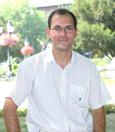 Branimir Gajić - jedan od osnivača i finansijski direktor kompanije Infostud
