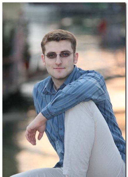 Stefan Salom - jedan od osnivača i direktor razvoja kompanije Infostud