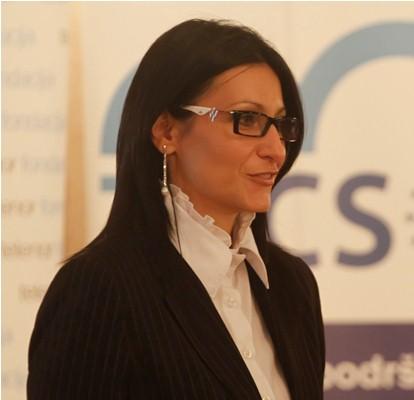 Silvana Tričković - direktorka NBG Leasinga-a