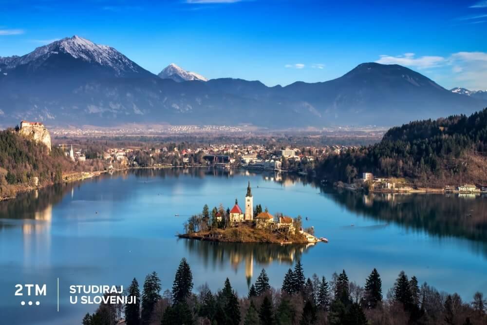 Studiraj u Sloveniji - Bled - 2TM