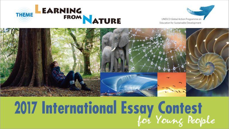 Međunarodno takmičenje u pisanju eseja