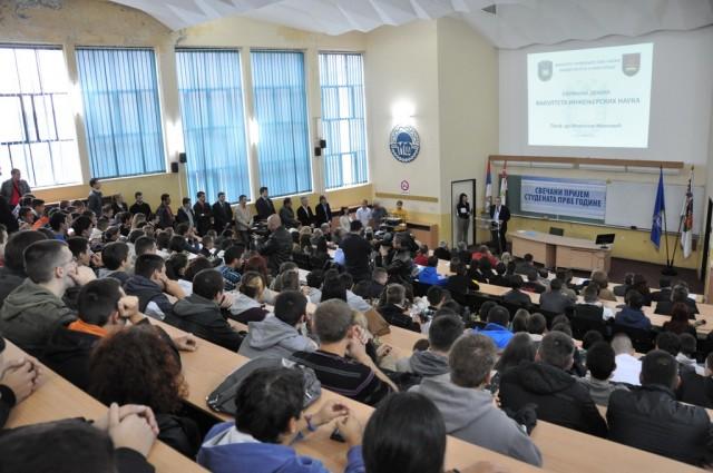 Studenti Fakulteta inženjerskih nauka