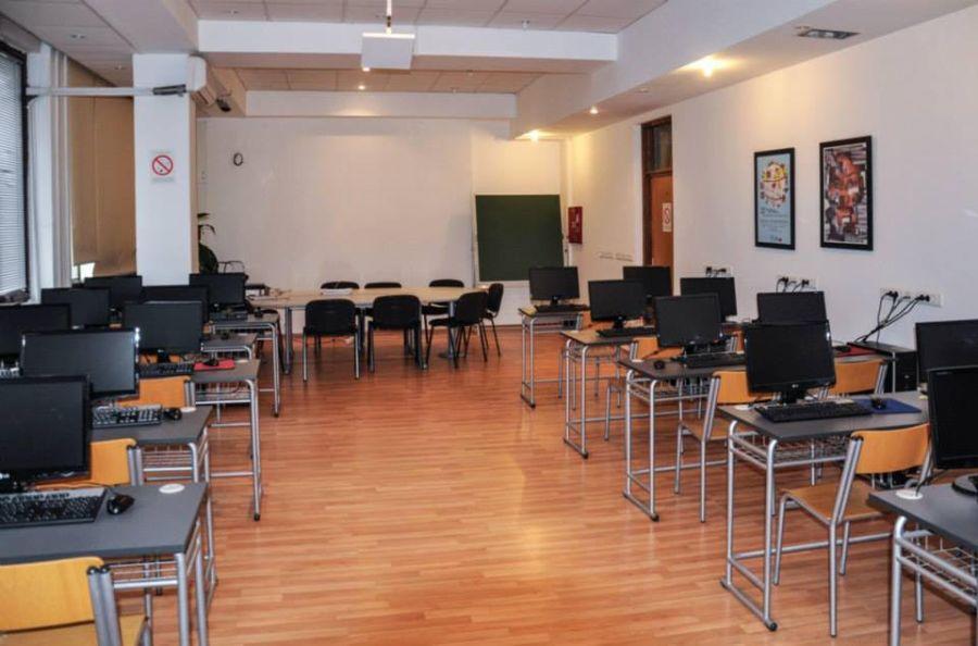 Učionica Pravni fakultet Union