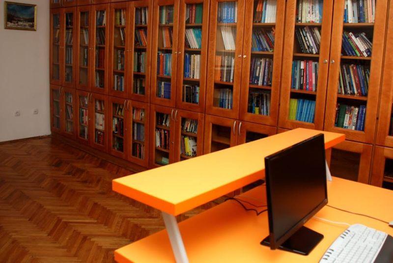 Biblioteka Visoke škole modernog biznisa - MBS
