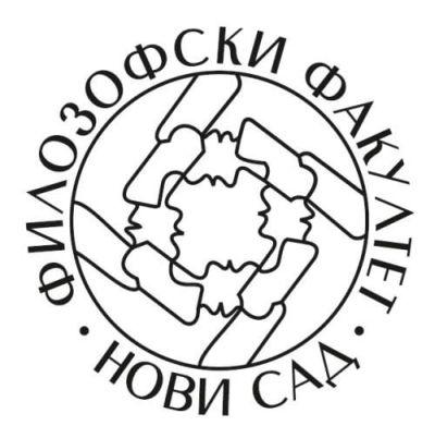 Filozofski fakultet - Novi Sad