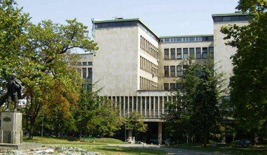 Zgrada Fakulteta za fizičku hemiju