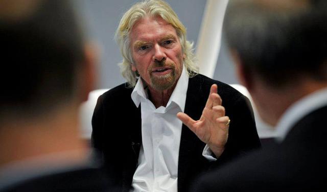 Naučite od Bransona kako NEUSPEH može biti ZABAVAN