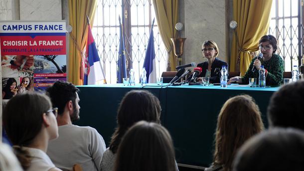 Francuski univerziteti otvaraju vrata srpskim studentima