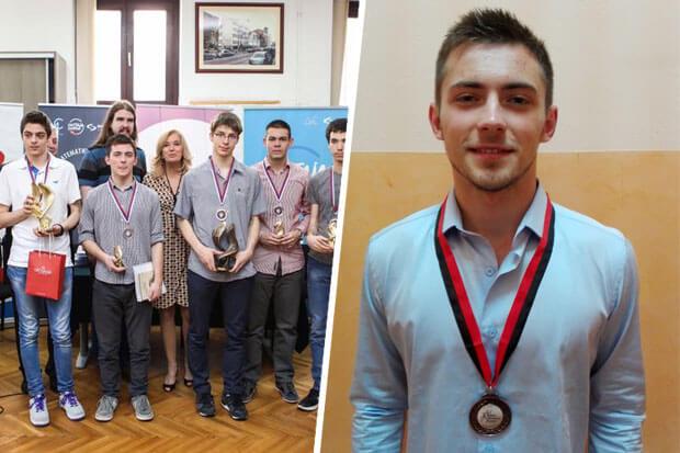 Ponos grada - Subotičanin učesnik Matematičke olimpijade