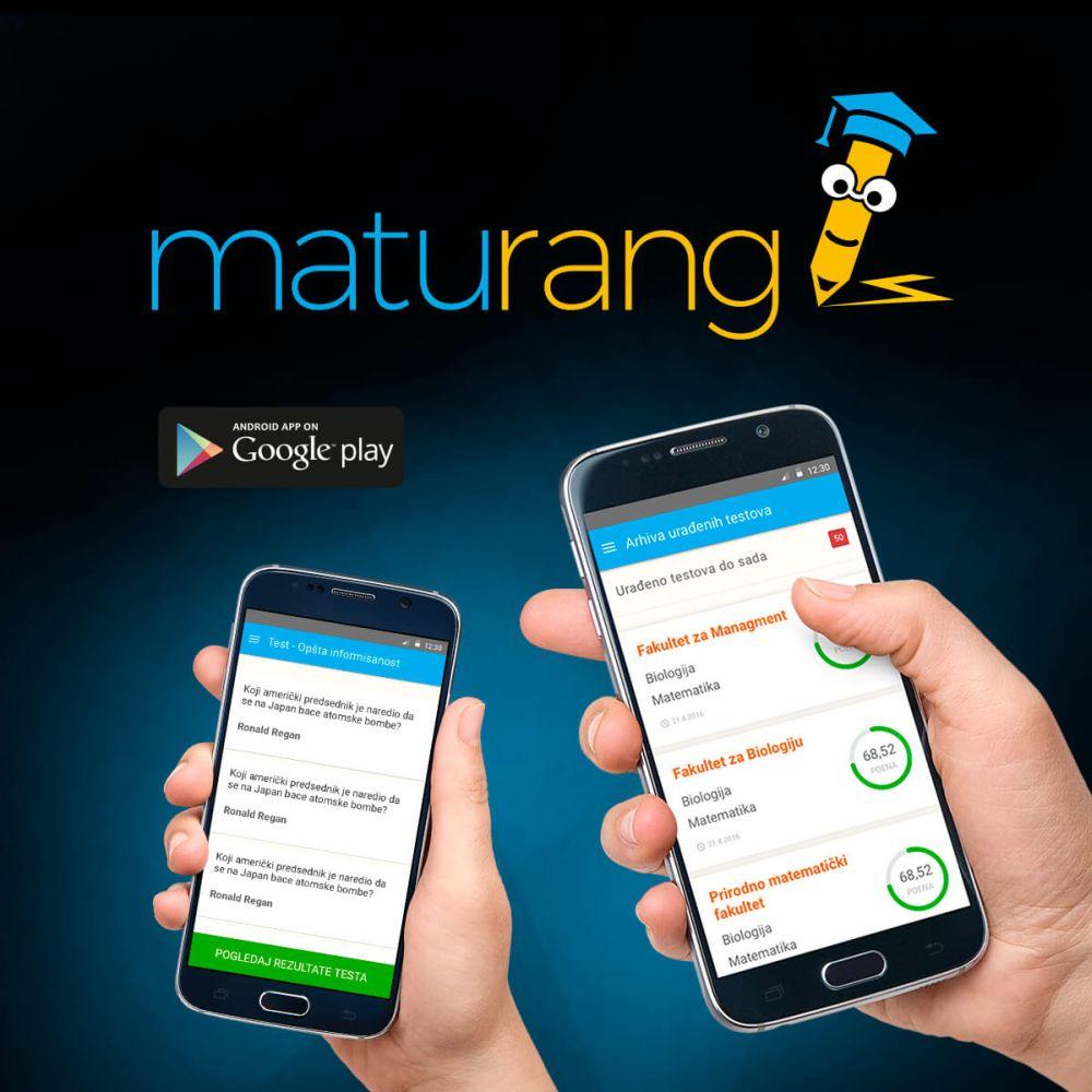 Maturang - Aplikacija koju ćete obožavati!