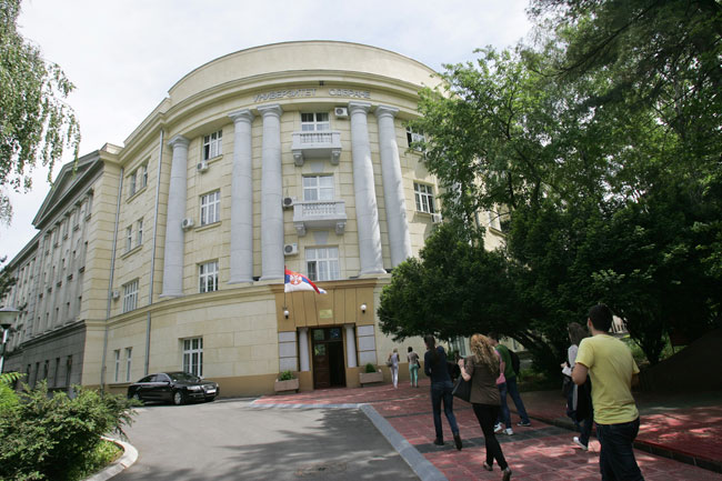 Univerzitet odbrane otvoren za civilne studente