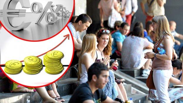 Roditelji dižu kredite da bi školovali decu: Za državni fakultet potrebno oko 2.000 evra!