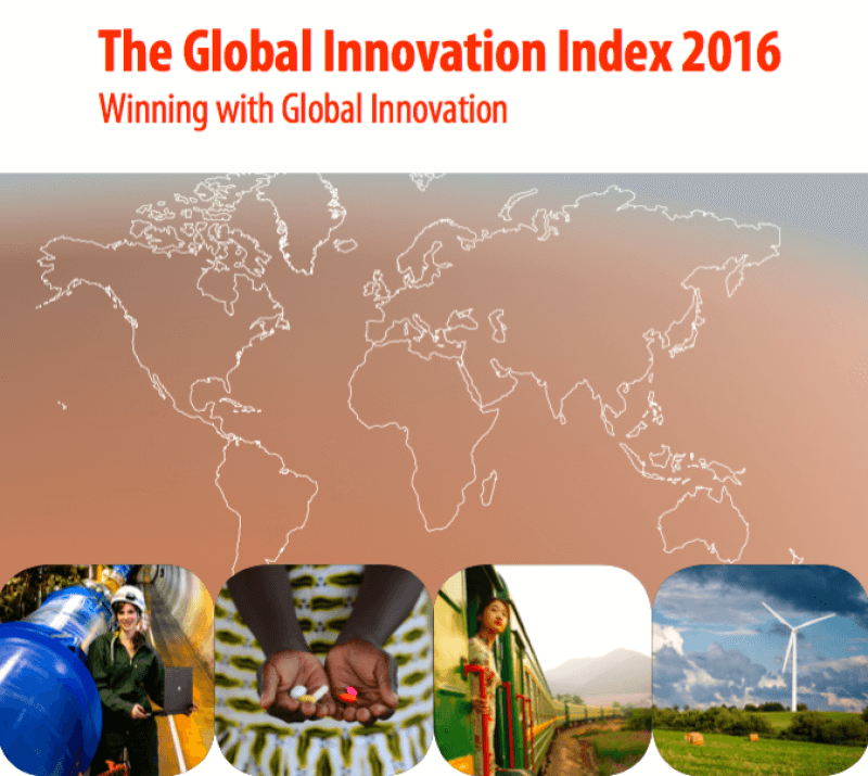 Srbija 65. na svetu po inovativnosti