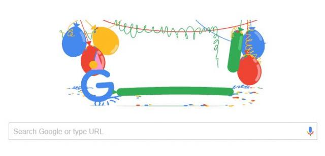 Google danas slavi punoletstvo