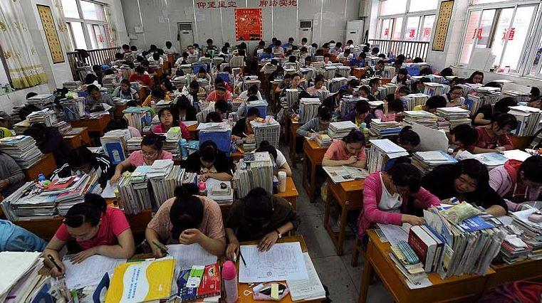 Budućnost svakog deteta u Kini zavisi od ova dva dana
