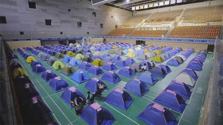 Šatori ljubavi na fakultetima u ovoj zemlji nisu ono što mislite