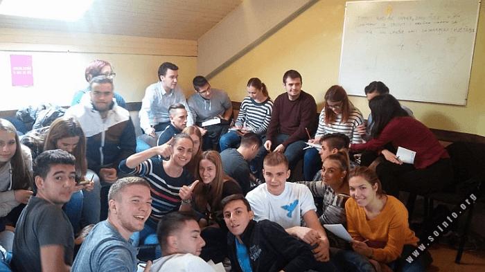 Projekat Svi pod istim nebom okupio mlade iz pet gradova bivše SFRJ