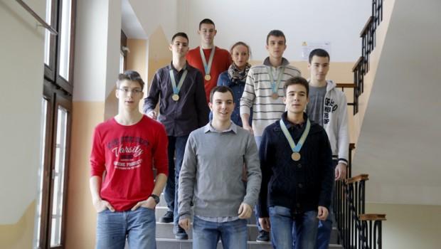 Mladi naučnici u 2016. doneli Srbiji desetine medalja