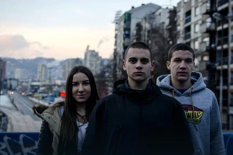 Đački Trip protiv droge: Užički srednjoškolci sami snimili film o svetu narkomanije