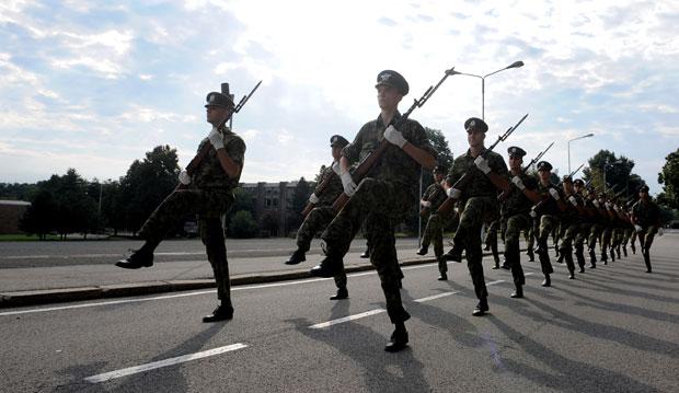 Otvoreni konkursi za Vojnu akademiju, VMA i Srednju stručnu vojnu školu