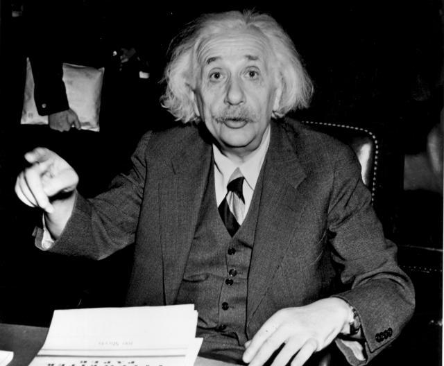 Ajnštajnovo pismo sinu i svim lošim đacima: Kako se uči