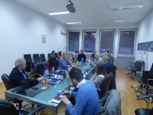 Konstituisan Centar za ruske studije Fakulteta političkih nauka