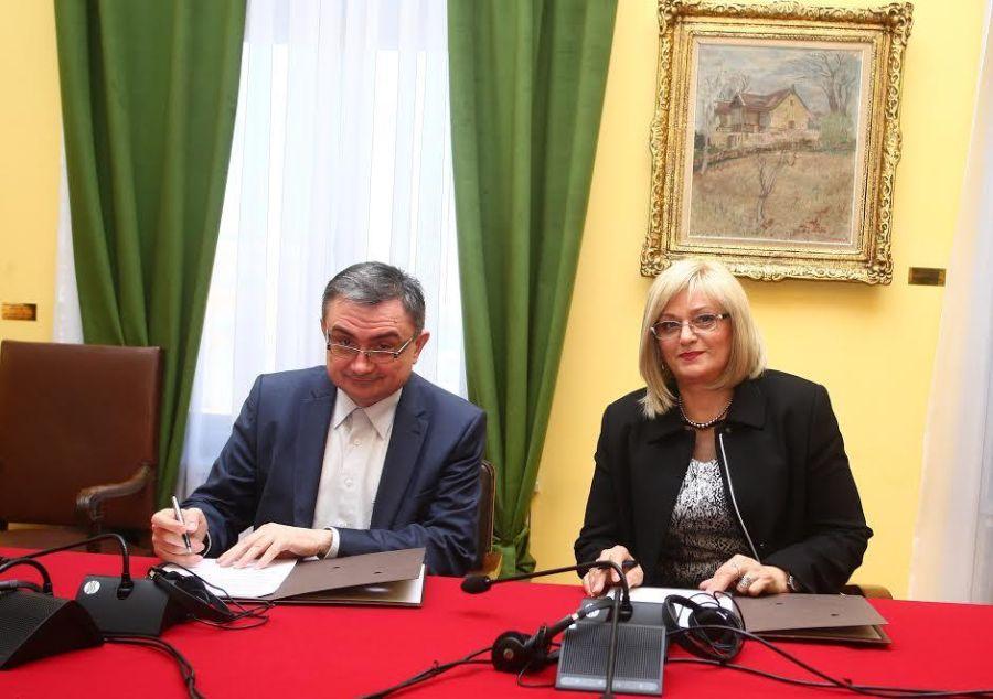 NBS i Matematički fakultet u Beogradu potpisali Memorandum o saradnji