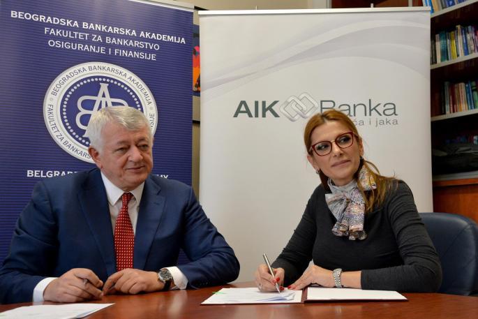 Saradnja BBA i AIK banke