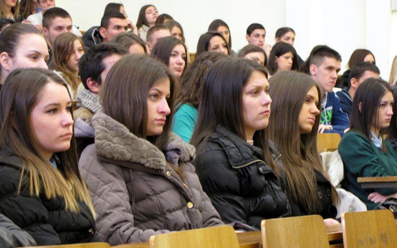 Otvorena vrata na fakultetima za buduće brucoše