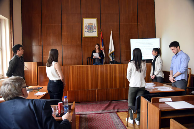 Simulacija sudskog procesa