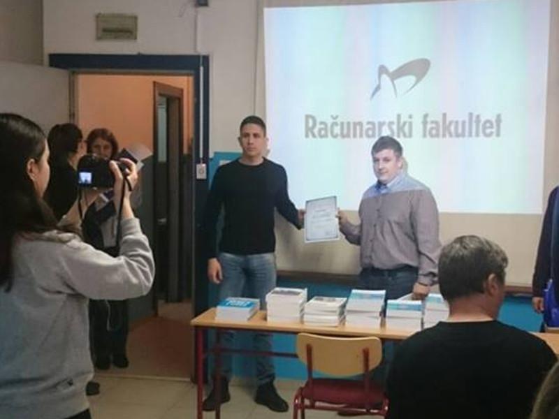 Učenici iz Niša i Leskovca pobedili na takmičenju iz informatike