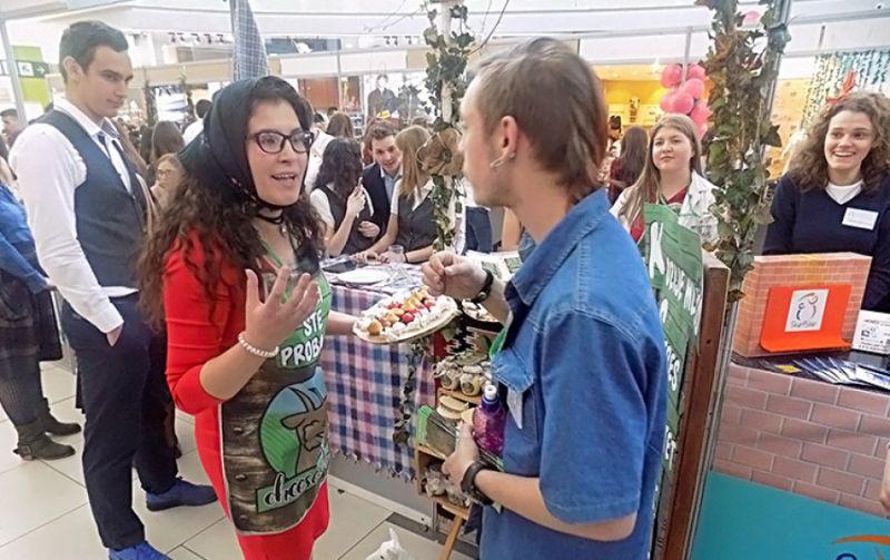 Takmičenje učeničkih kompanija: Kragujevački sajam jedan od najvećih do sada