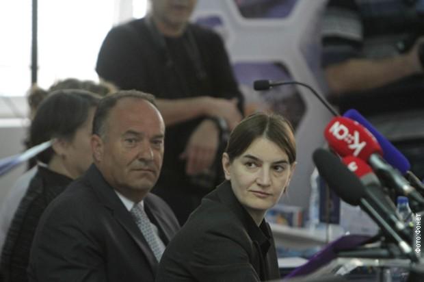 Šarčević poželeo studentima da studiraju besplatno u Srbiji