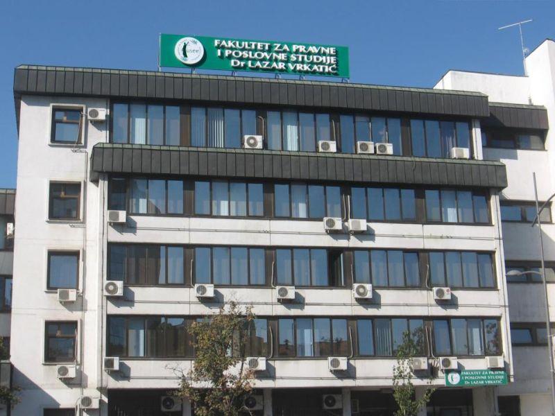Besplatna pripremna nastava na Fakultetu za pravne i poslovne studije dr Lazar Vrkatić