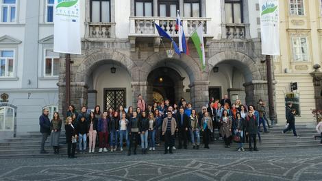 Nagradno putovanje: Učenici iz Srbije obišli Ljubljanu, Beč i Budimpeštu