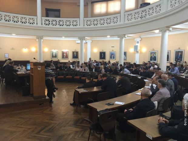 Završena javna rasprava o Nacrtu zakona o visokom obrazovanju