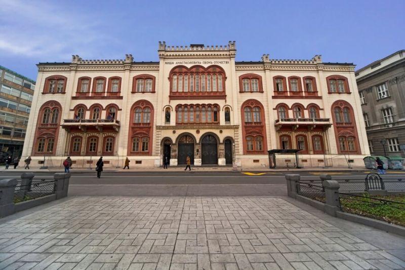 Novosadski prvi put, Beogradski suveren na Šangajskoj listi