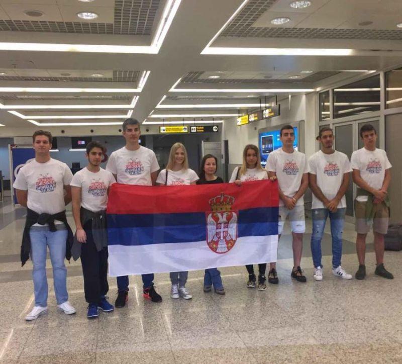 Srpski robot u Americi: Naši srednjoškolci na takmičenju u Vašingtonu