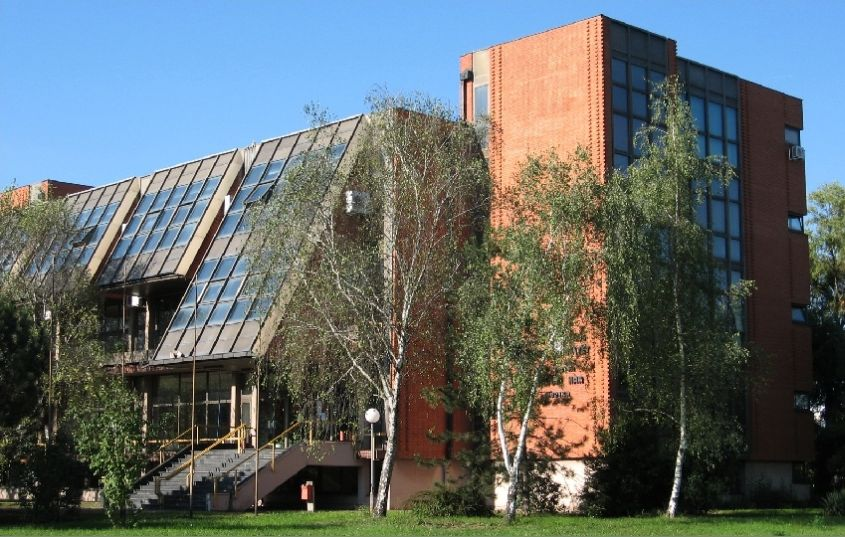Građevinski fakultet u Subotici
