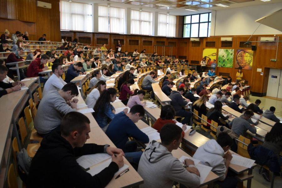PMF organizuje pripreme za prijemni u drugom roku