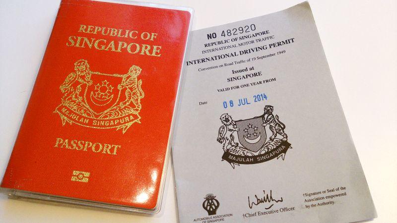 Pasoš Singapura najmoćniji na svetu, srpski na 79. mestu