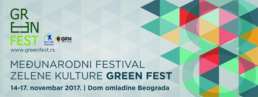 Počinje 8. Green Fest - Preko 80 sati kvalitetnog programa