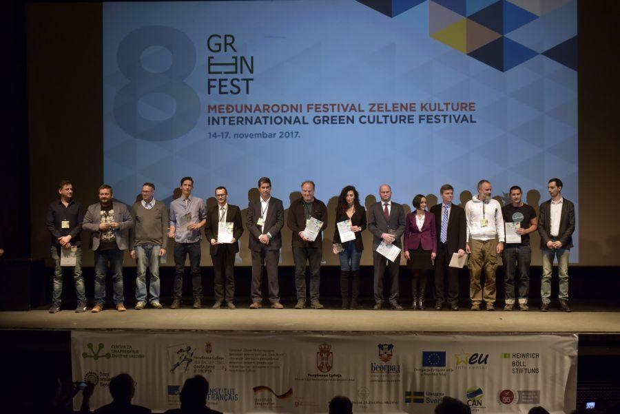 Otvoren Green Fest
