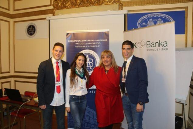 AIK Banka nagradila najbolji biznis plan srednjoškolaca