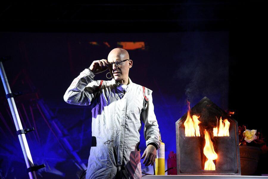 Festival nauke 2017. - Stiv Vulf