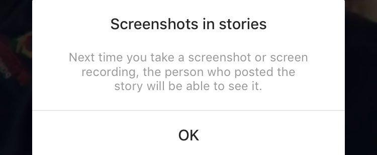 Instagram obaveštenje