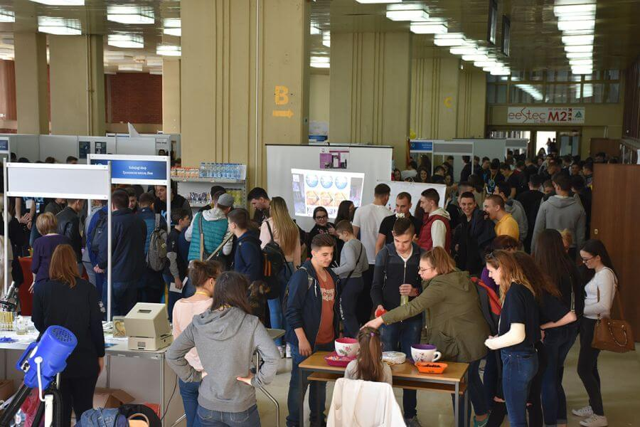 Elektronski fakultet Niš - studenti