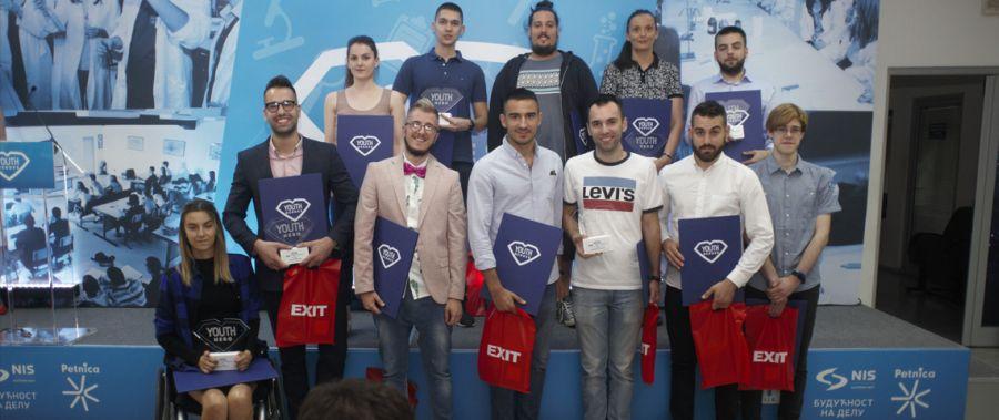U Petnici dodeljene nagrade mladim herojima znanja